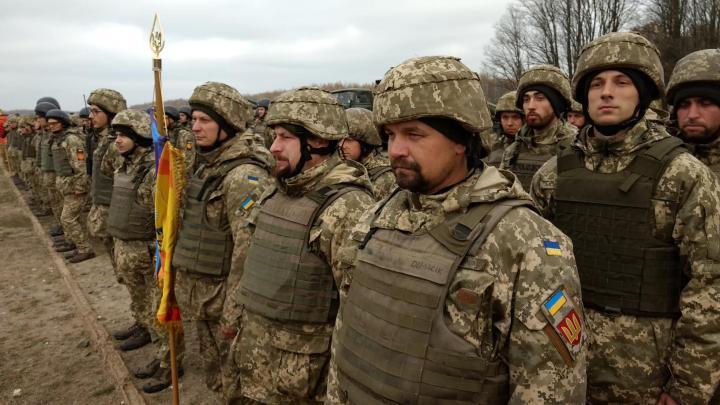В Донбассе взорвался грузовик с бойцами ВСУ на борту