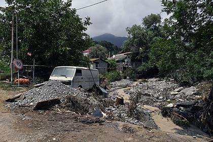 В Крыму новое наводнение: есть жертвы