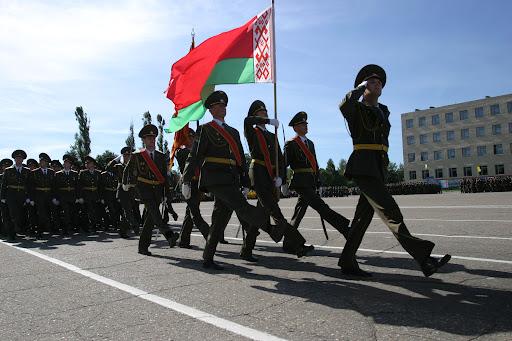 Военные из Белоруссии примут участие в «Суворовском натиске» в Китае