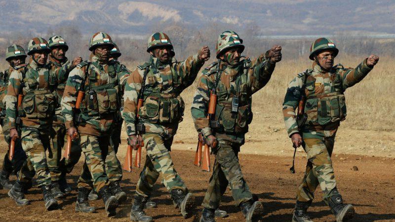 Индийские военные похвалили на учениях российское оружие