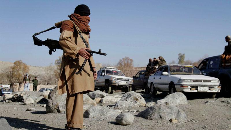 Афганистан — все: талибы заняли президентский дворец в Кабуле