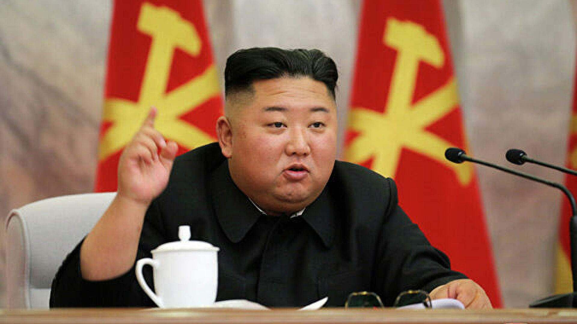 В КНДР до сих пор не выявили ни одного случая COVID-19