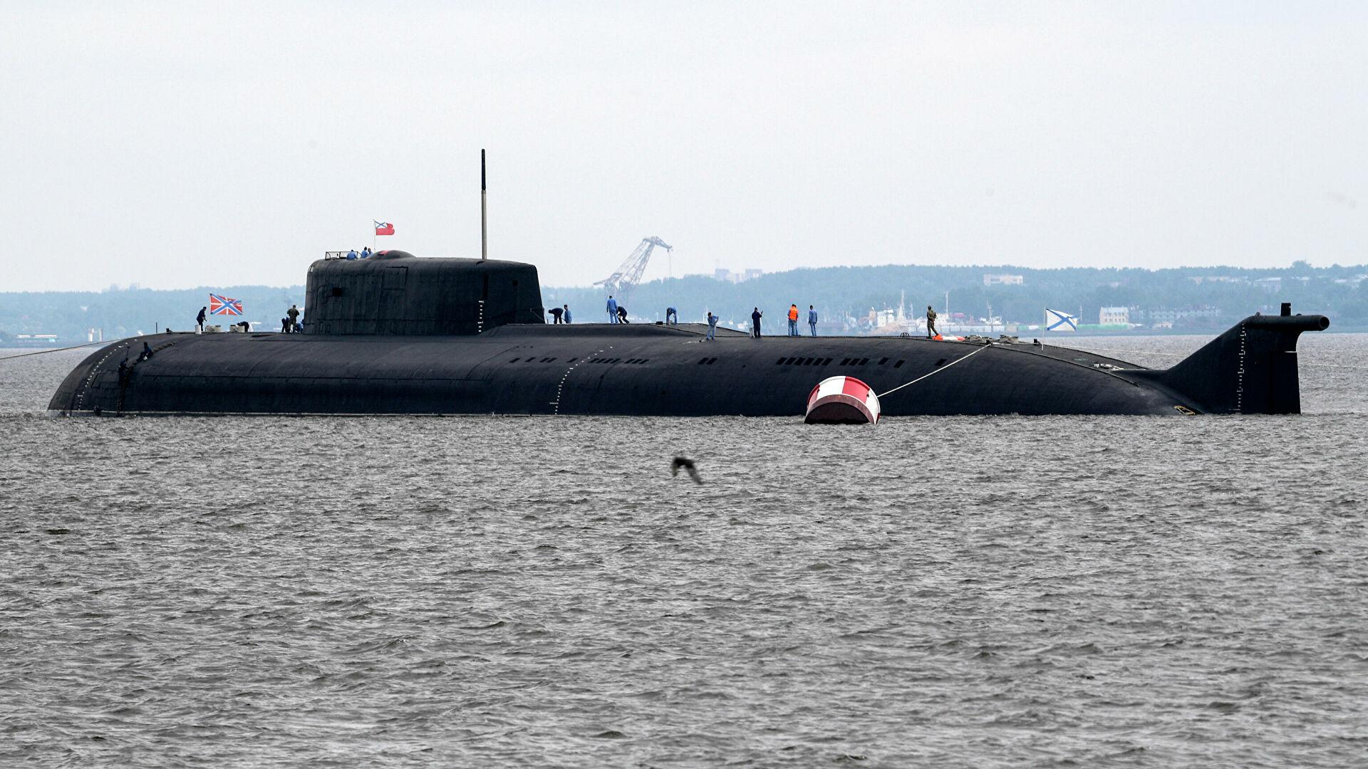 Эксперт назвал причины потери хода российской субмарины возле Дании