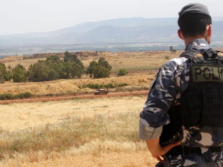 Израиль обстреливает юг Ливана из тяжелой артиллерии