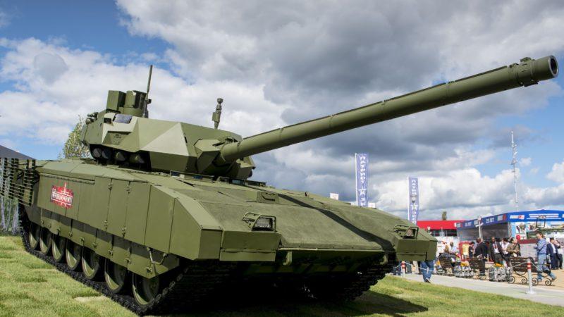 Американцы назвали самую амбициозную новинку российского военпрома
