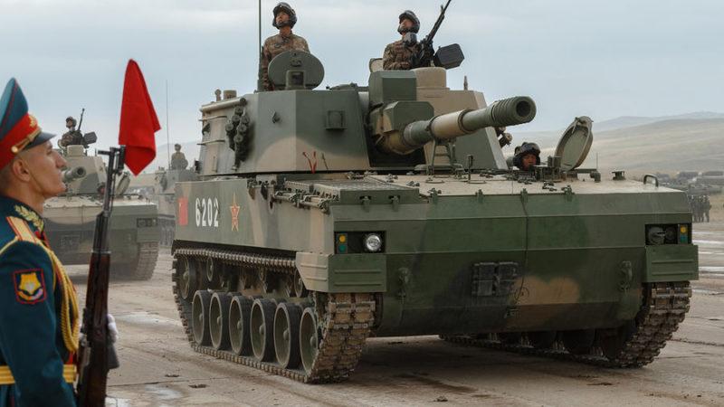 Российская армия начала осваивать китайское оружие
