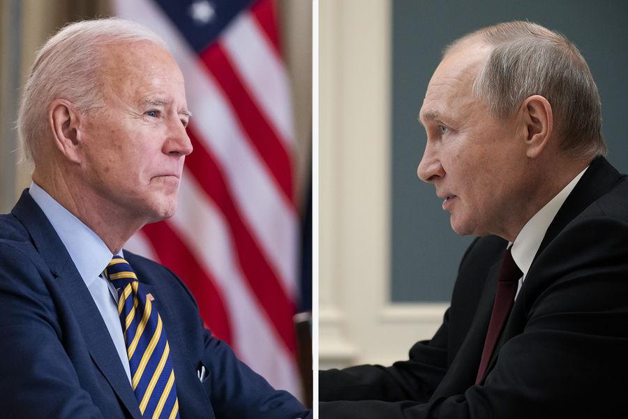 Стали известны разногласия Путина и Байдена по Афганистану
