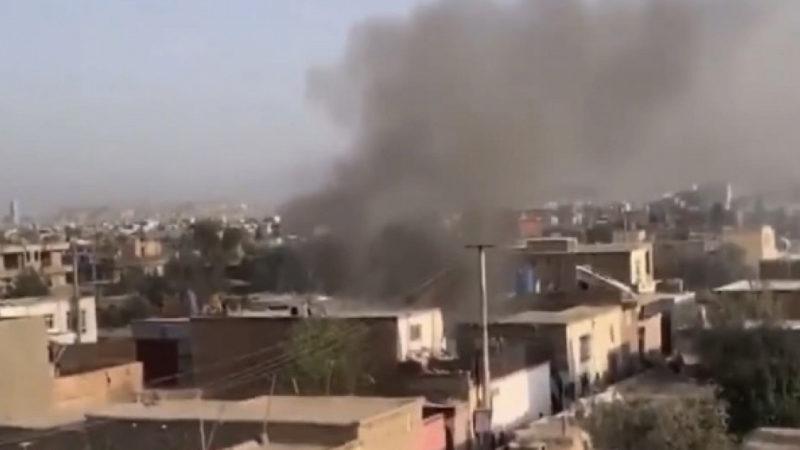 Пентагон подтвердил ракетный удар по Кабулу