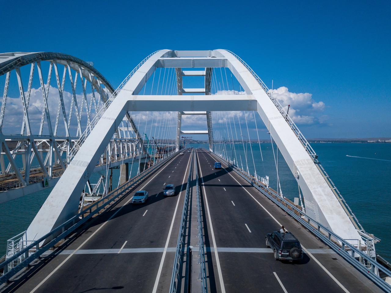 На Украине Крымский мост назвали «неразрешимой проблемой»