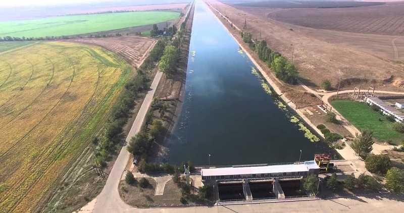 В Крыму назвали основного организатора водной блокады