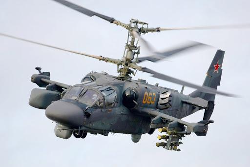 У вертолета Ка-52М появится морская версия