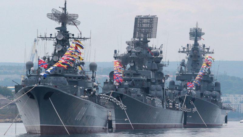 Россия, Казахстан, Азербайджан и Иран проведут учения на Каспии
