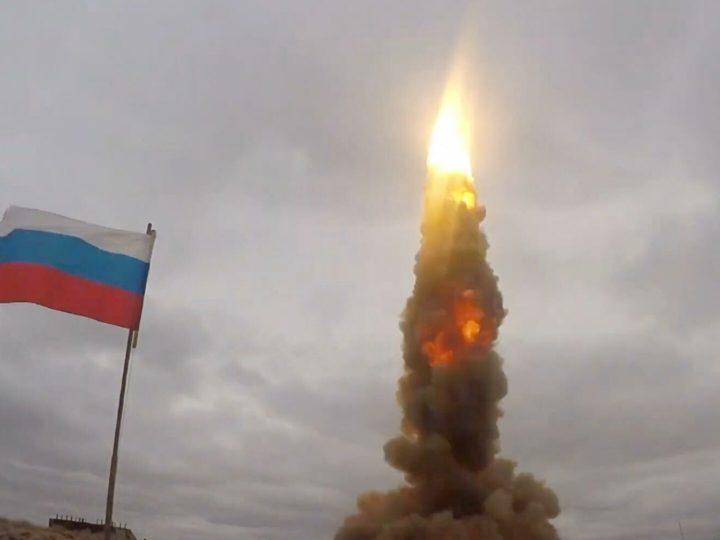 Новая российская противоракета успешно прошла испытания