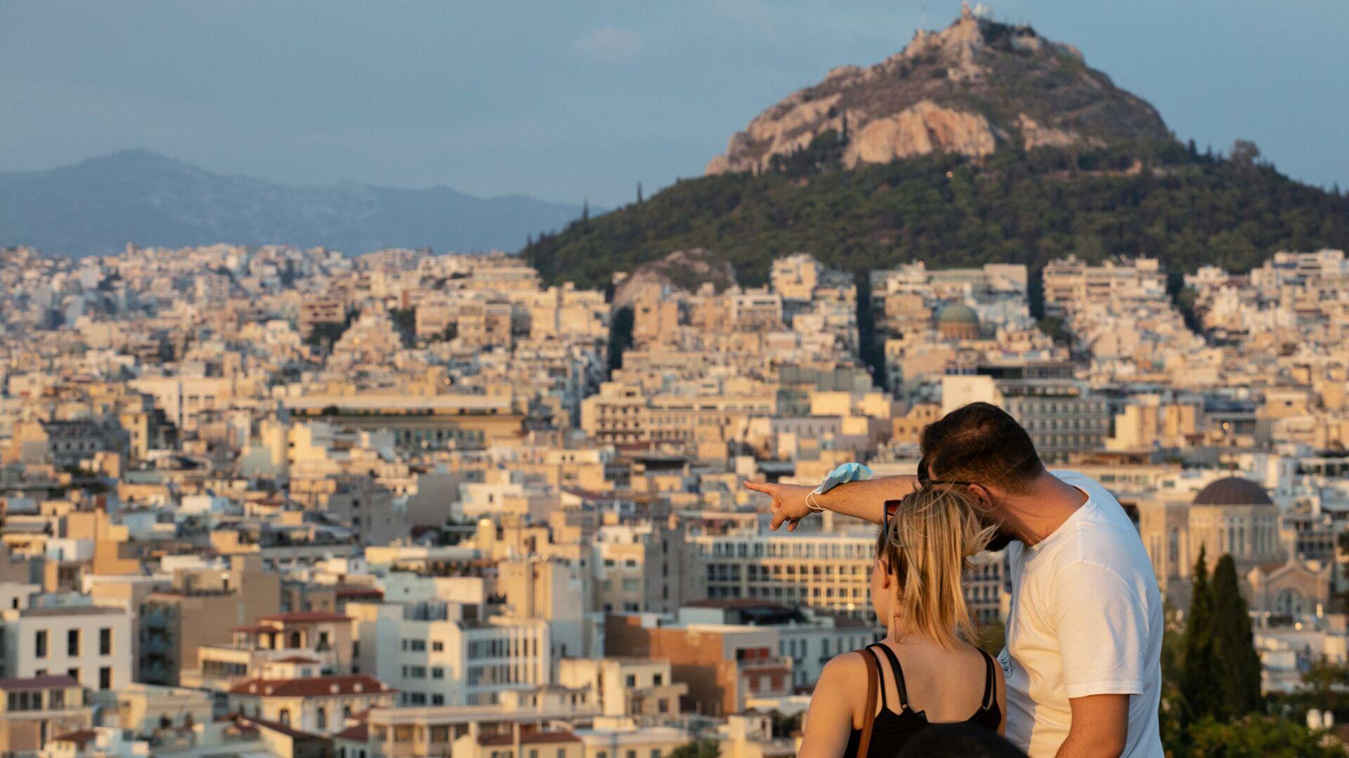 Греция ввела новые ограничения для туристов