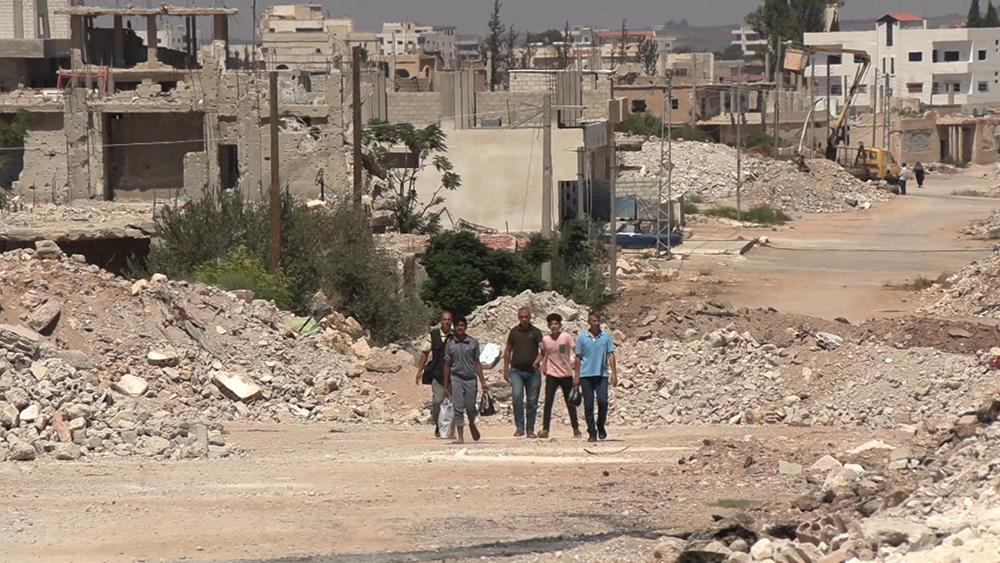 Боевики в Сирии сдали оружие правительственным войскам
