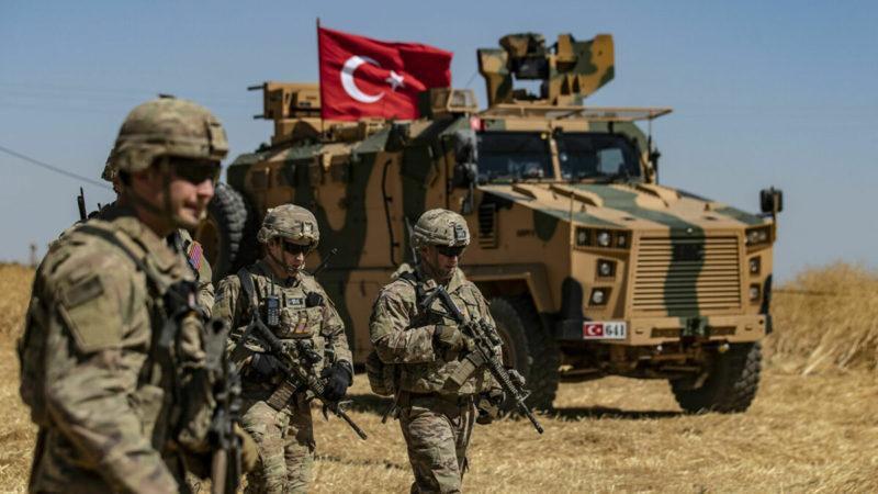 Турецкая армия отступает из сирийского Идлиба