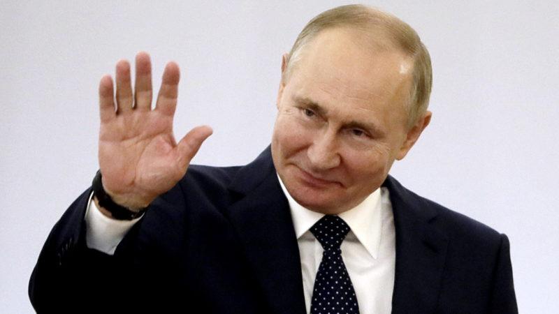Самоизоляция Путина продлится несколько дней