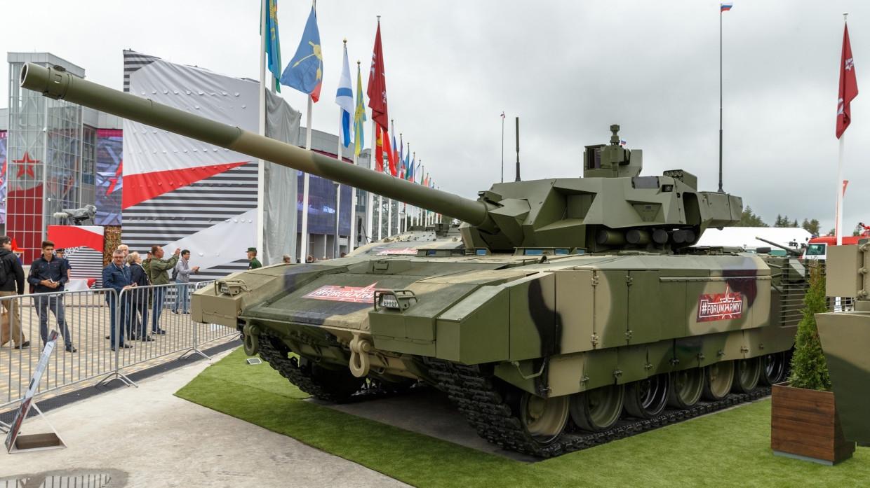 Новую скорострельную САУ создадут на платформе «Арматы»