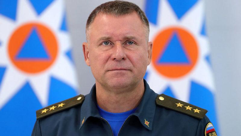 Стали известны подробности гибели главы МЧС Евгения Зиничева