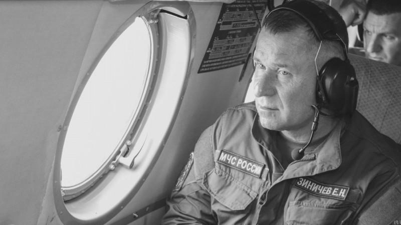 Зиничеву посмертно присвоили звание Героя России