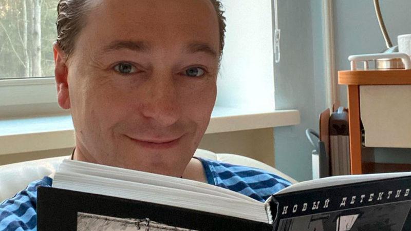 Сергей Безруков попал в больницу с коронавирусом