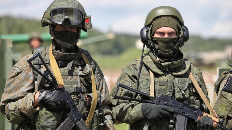 Очки дополненной реальности для солдат создали в России